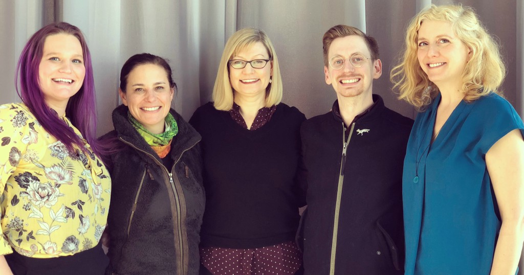 UCSF ObGyn Med Education: Amanda Patton, Jeannette Lager, Naomi Stotland, Matt Beld, Julie Lindow