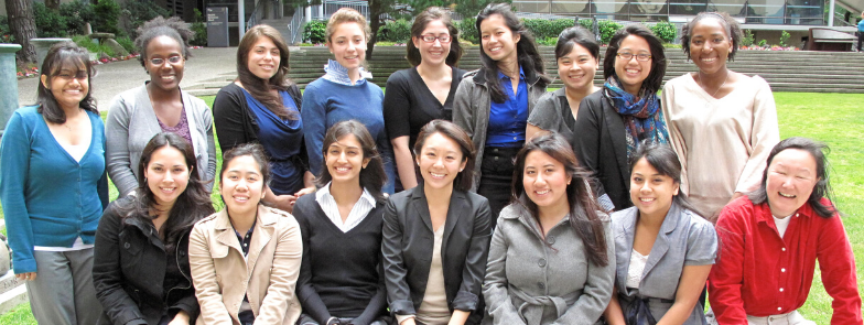 2010 URI Cohort with Mentors Group Photo.