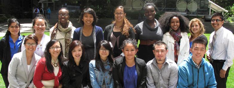 2012 URI Cohort Group Photo.