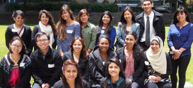 2013 URI Cohort Group Photo