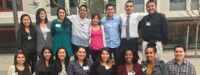 2015 URI Cohort Group Photo