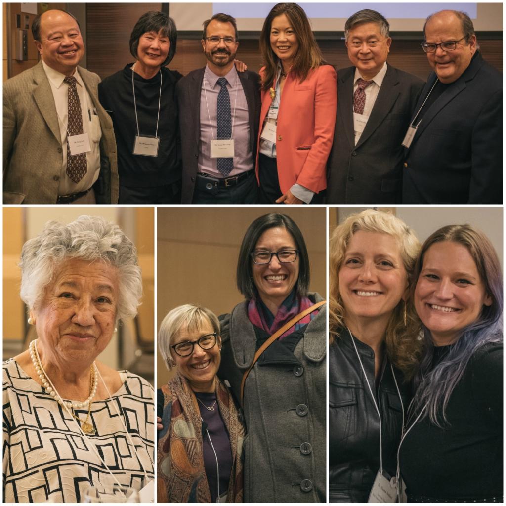Jan Herr, Carolina Braga, Pictured here: Emily Hu, Jenta Shen, Jason Dimsdale, Margie Chen, Eric Tabas, Fung Lam