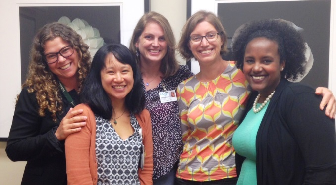 UCSF Family Planning Fellows 2015