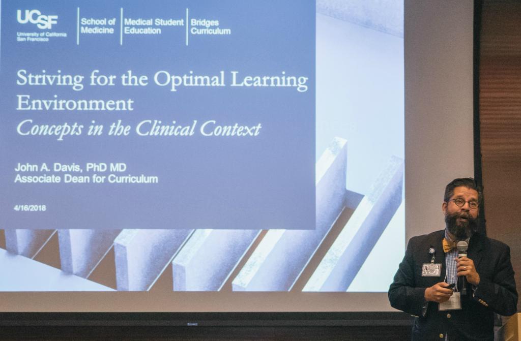2018 VCF Keynote Speaker: Dr. John Davis