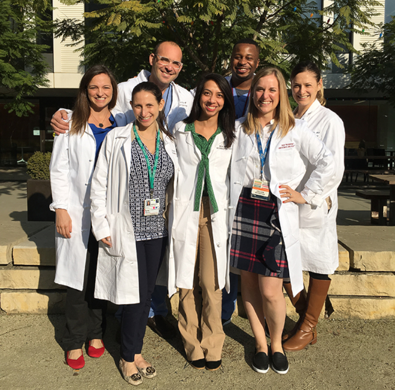 UCSF ObGynRS MFM Fellows 2016