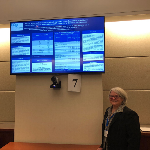 Dr. Patty Robertson presenting at the Mayo Clinic 2020.