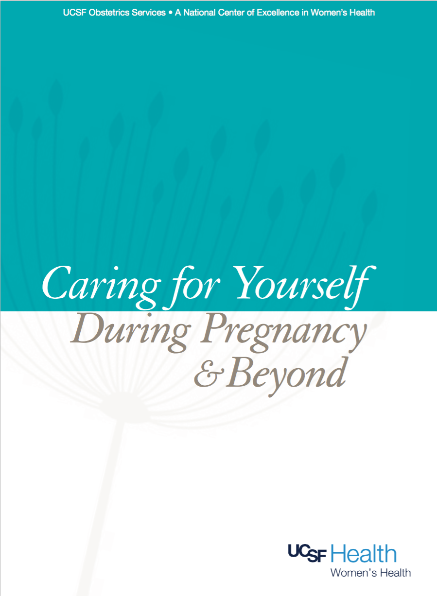 UCSF Pregnancy Guidebook 2019