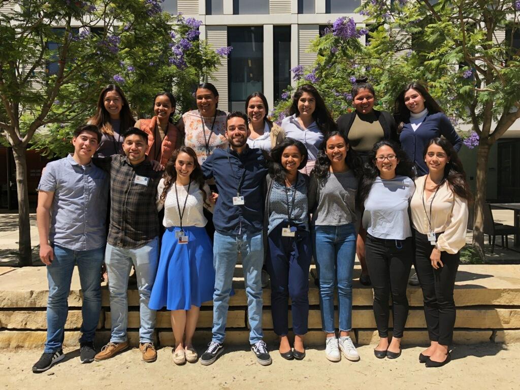 Photo of 2018 URI Intern Cohort