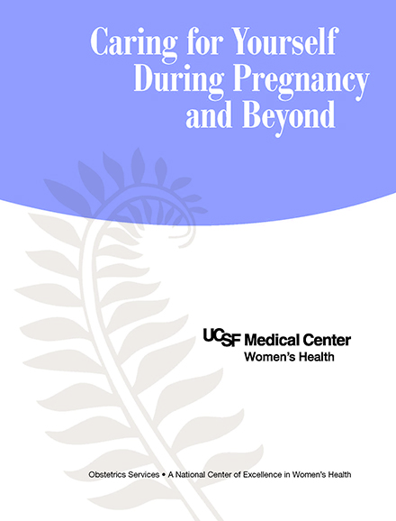UCSF Ob Services Pregnancy Guidebook