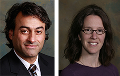 George F. Sawaya, MD and Vanessa I. Jacoby, MD